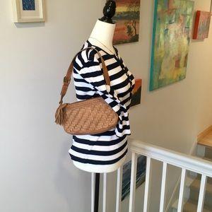 BOGO Elliott Lucca leather bag